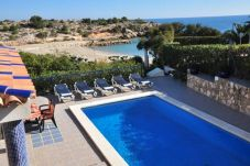 Villa with swimming pool in Ametlla de Mar