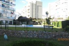 Apartment with swimming pool in Benalmadena