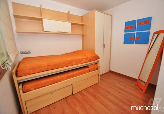 Apartment in Empuriabrava at 50 m from the beach - Ref. 86758-11