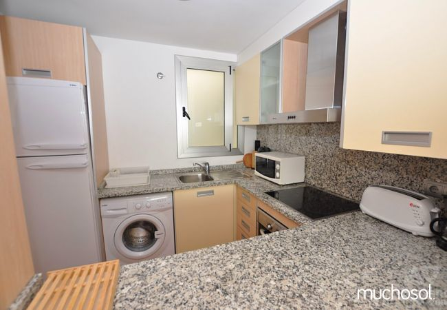 Apartment in Empuriabrava at 50 m from the beach - Ref. 86758-7