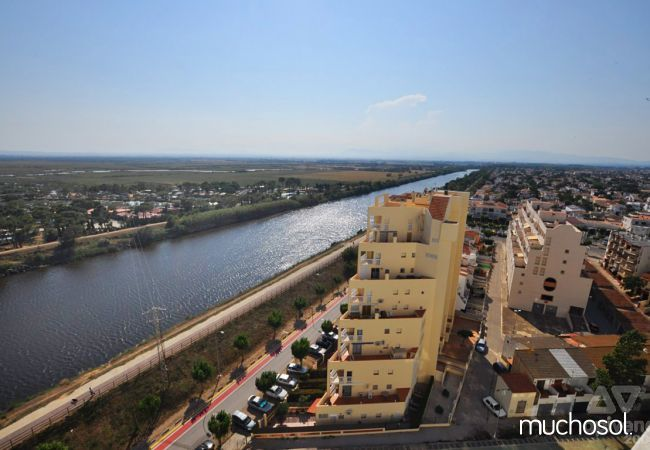 Apartment in Empuriabrava at 50 m from the beach - Ref. 86758-14