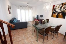 Villa with 2 rooms at 100 m from the beach