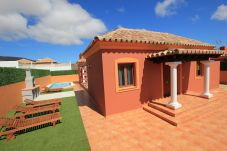 Villa in Corralejo for 8 people with 3 bedrooms