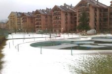 Apartment with 2 rooms at 48 km to the ski slopes