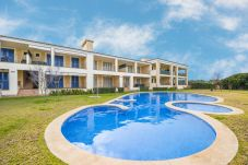 Apartment with swimming pool in S´Estanyol de Migjorn area