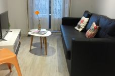 Apartment in Madrid for 4 people with 1 bedroom