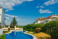 Apartment with swimming pool in Lomas area