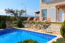 Villa with swimming pool in Miami Playa