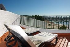 Beach front apartment in Port d´Alcudia