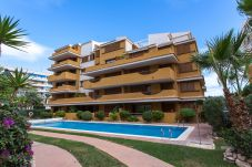 Apartment with 2 bedrooms at 500 m from the beach