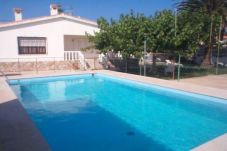 Villa with swimming pool in Vinaroz / Vinaros