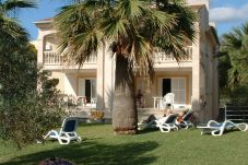 Beach front apartment in Alcudia
