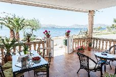 Apartment with 3 bedrooms at 10 m from the beach