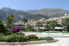 Apartment with swimming pool in Altea Hills area