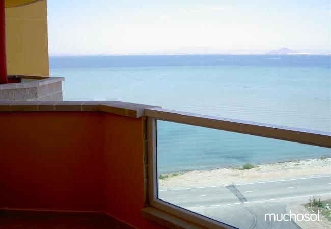 Beach front apartment in La Manga del Mar Menor - Ref. 57819-5