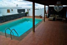 Villa with swimming pool in Las Coloradas area