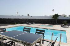 Villa with 3 bedrooms in Playa Blanca