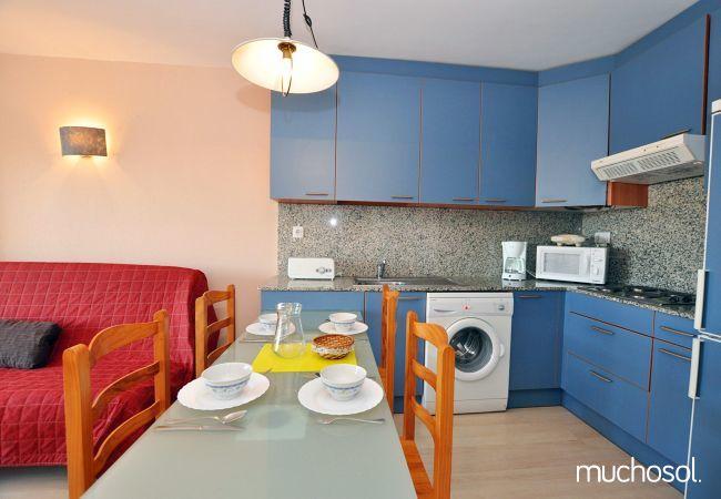 Apartment with swimming pool in Santa Margarita area, Rosas / Roses - Ref. 86767-6