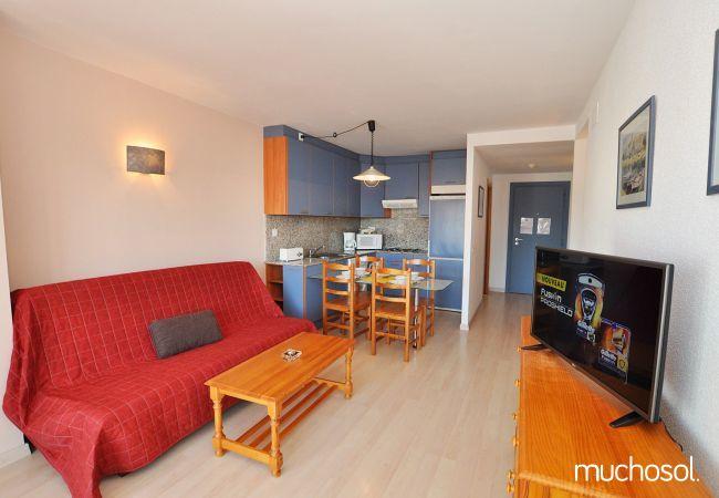 Apartment with swimming pool in Santa Margarita area, Rosas / Roses - Ref. 86767-3