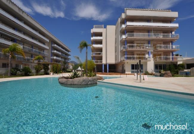 Apartment with swimming pool in Santa Margarita area, Rosas / Roses - Ref. 86767-2