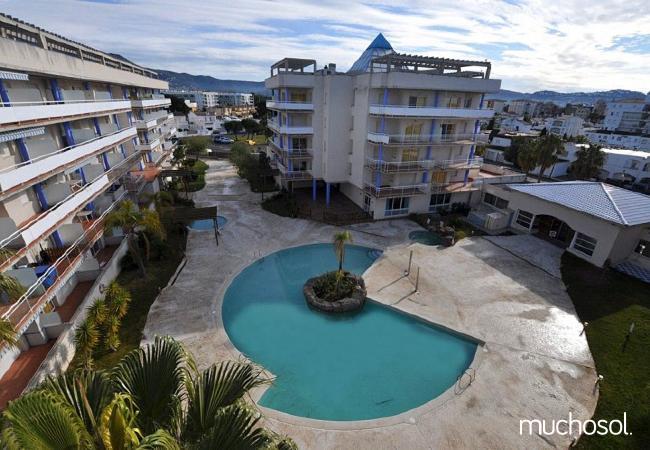 Apartment with swimming pool in Santa Margarita area, Rosas / Roses - Ref. 86767-15