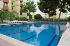 Apartment with 1 bedroom at 250 m from the beach