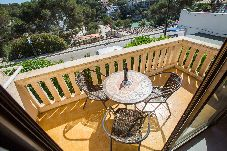 Apartment with air conditioning in Santanyi